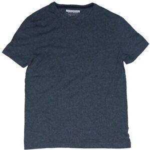 New-Men-039-s-Size-Banana-Republic-Blue-Soft-Wash-Crew-Neck-T-Shirt-NWOT-XL