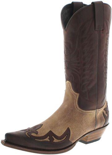 Braun Chocolate Und Sendra Für 13170 Damen Boots Westernstiefel Herren Bamby vzfqOfx4w