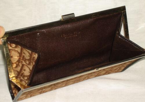 À Et Célèbre Main Mini Vintage Authentique Sac Excellent Couturier État De 5FH0pWS