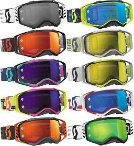 Scott USA Prospect MX Works Goggles