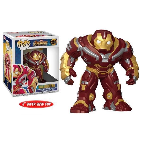 Funko Pop Vinyl Hulkbuster (Marvel) Avengers   294 Meerled 6  from Infinity War