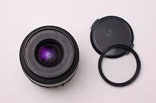 SMC Pentax-F 35-80mm f/4-5.6 Zoom Lens Pentax K Caps & Filter (#2123)