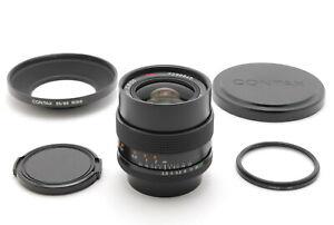 【MINT+++】Contax Carl Zeiss Distagon T* 25mm F/2.8 MMJ MF Lens From JAPAN