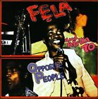 Opposite People/Sorrow Tears and Blood by Fela Kuti (CD, Sep-2010, Knitting Factory Records)