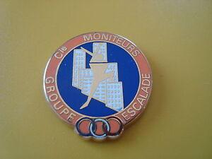 Pins Pin Sport Armee Groupe Escalade Moniteur Oy8mkgw7-08001902-717884110