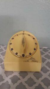 Vintage-Lux-034-Minute-Minder-034-Kitchen-Timer-Rocket-Dial-CP-1929