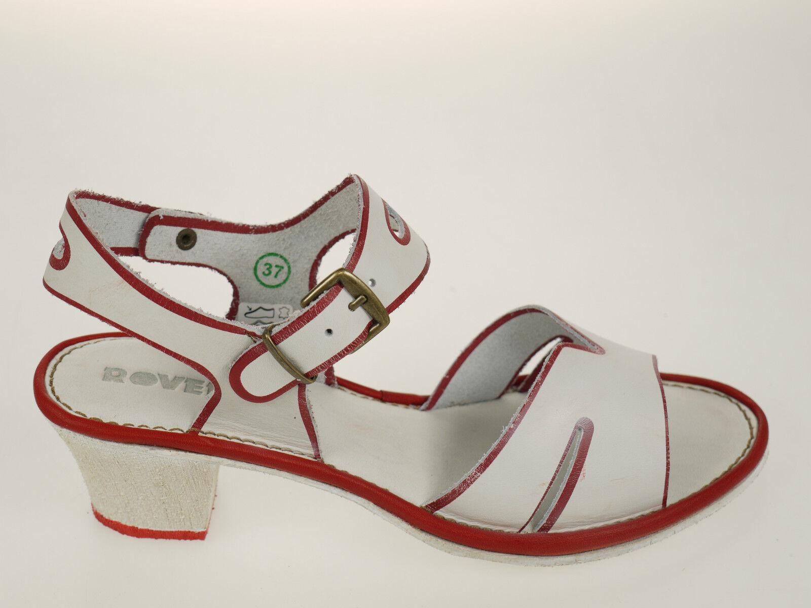 Rovers Schuhe Pumps Art. 40000 weiß Gr. 40 Original Schuhe  Neu und OVP