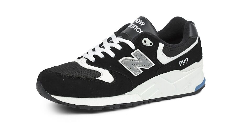 New Balance men's shoes  ML999LUR  Classic retro  Running shoes black