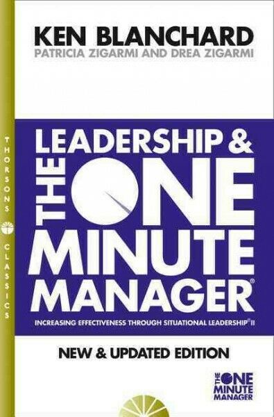 Leadership and the One Minute Manager, Paperback by Blanchard, Kenneth H.; Zi...