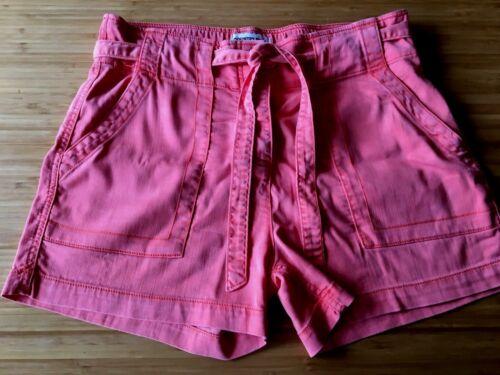 in 10 in Lyonna morbide lana arancione misto Pantaloncini a campagna coste di buca sottili qn8wdO1d