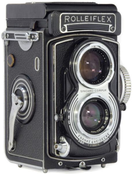 Diligent Rolleiflex T-modèle K8 T2 -