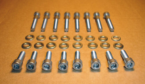 Replacement Stainless Steel Kit for Nissan 200sx S13 Silvia CA18DET Valve Cover