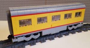 lego train custom union pacific f7 passenger car please read item