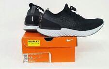 da409dad70bc item 4 Nike Epic React Flyknit Black Gray Men s Running Shoes USED Size 9.5  AQ0067 001 -Nike Epic React Flyknit Black Gray Men s Running Shoes USED  Size 9.5 ...