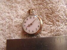 Antique Women's Pocket Watch Pin Set
