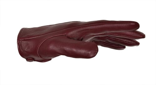 Formal-Victorian//Mourning-Steampunk-Medieval Mens Leather Dress Gloves