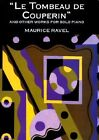 Maurice Ravel:  Le Tombeau De Couperin  and Other Works for Solo Piano by Maurice Ravel (Paperback, 1997)