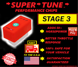Fits 2002-2013 Chevy Avalanche Performance Chip Tuner Plug In Tuning Programmer