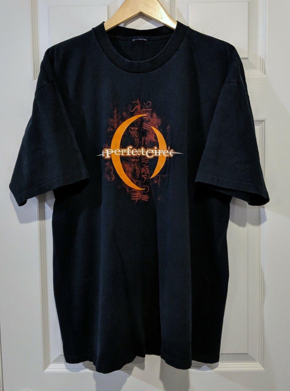 Vintage A Perfect Circle T Shirt 2000 Size XL Tee  Mer de Noms