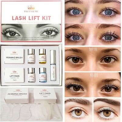 Complete Lash Lift Perming Eyelash Extension Kit *Free Next Day Delivery* |  eBay