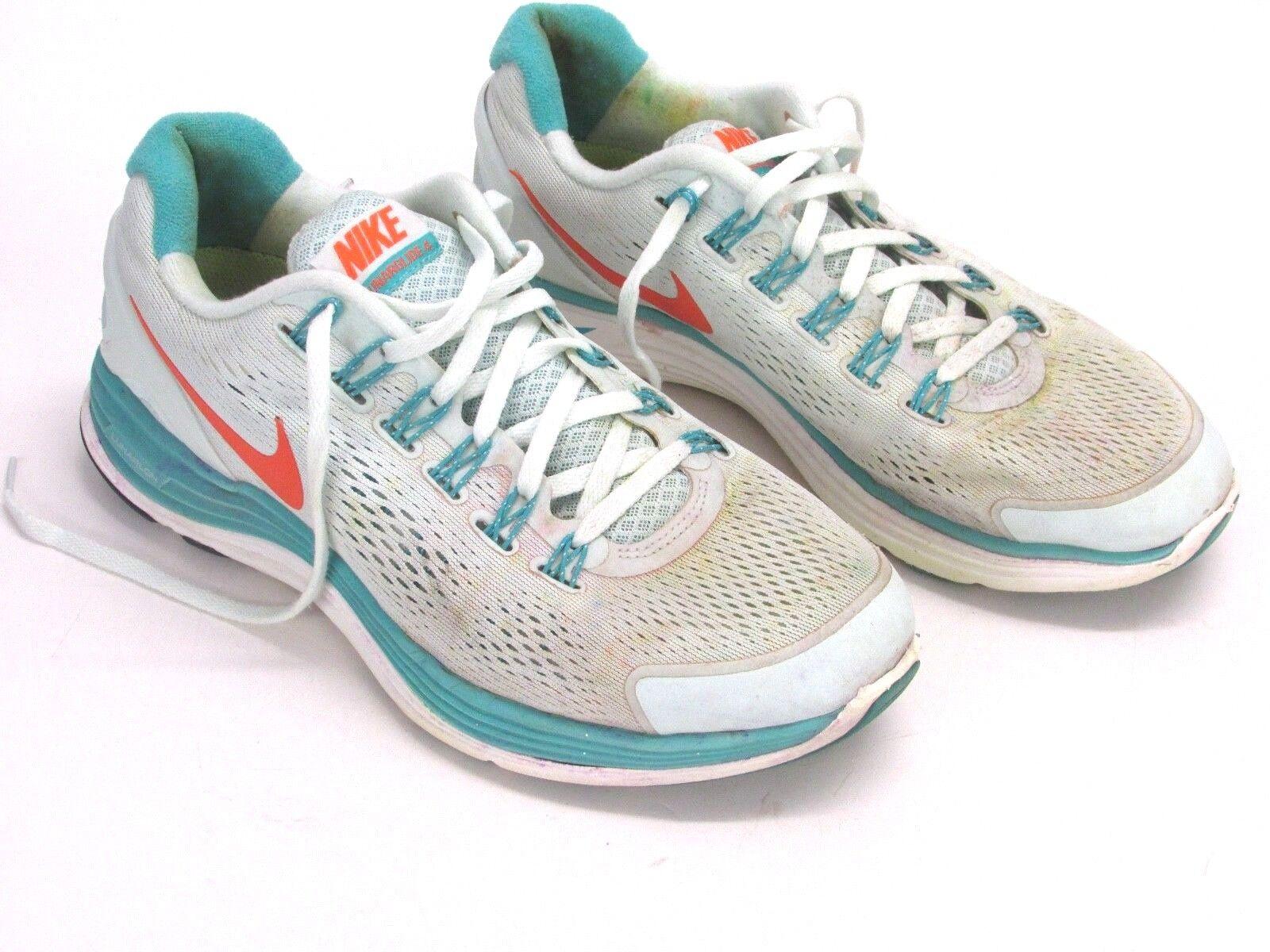 nike da donna lunarglide 4 scarpe da corsa, till till till & orange, dimensioni: 10,5 | Qualità Primacy  | Una Grande Varietà Di Merci  | Uomo/Donna Scarpa  b704b9