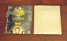 ALBUM PANINI GERMANY 2006 - sigillato con set completo - sealed with compl. set