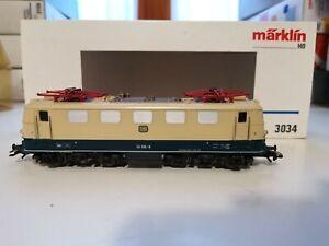 3034 Marklin H0 Locomotiva Br 141 015-8 Db