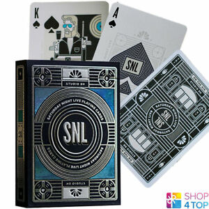 SNL-SATURDAY-NIGHT-LIVE-THEORY-11-LUXURY-PLAYING-CARDS-DECK-MAGIC-TRICKS-SEALED