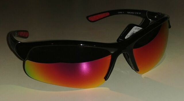 a8b14648e5 Buy Rawlings Adult Half-rim Baseball Sport Sunglasses Reg online