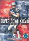 NFL Super Bowl XXXVIII DVD Region 1 US IMPORT NTSC .
