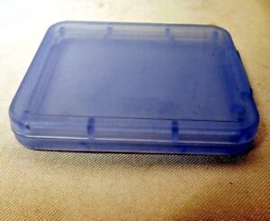 Storage Case Organizer Holder Plastic for IBM CF memory card