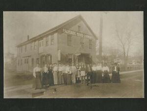 Englewood NJ: c.1906-1910 Lg Mounted Photo PALISADE HAND LAUNDRY, 40 West Street