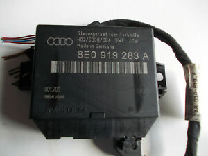 Steuergeraet-Parkhilfe-8E0919283A-Audi-A4-8E