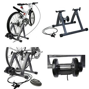 5 Level Resistance Magnetic Indoor Trainer Bike Exercise Station Stand Bicycle