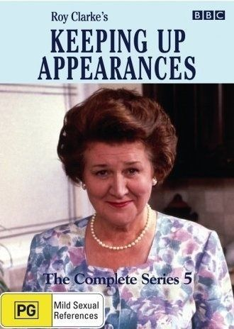 1 of 1 - Keeping Up Appearances : Series 5 (DVD, 2005, 2-Disc Set)