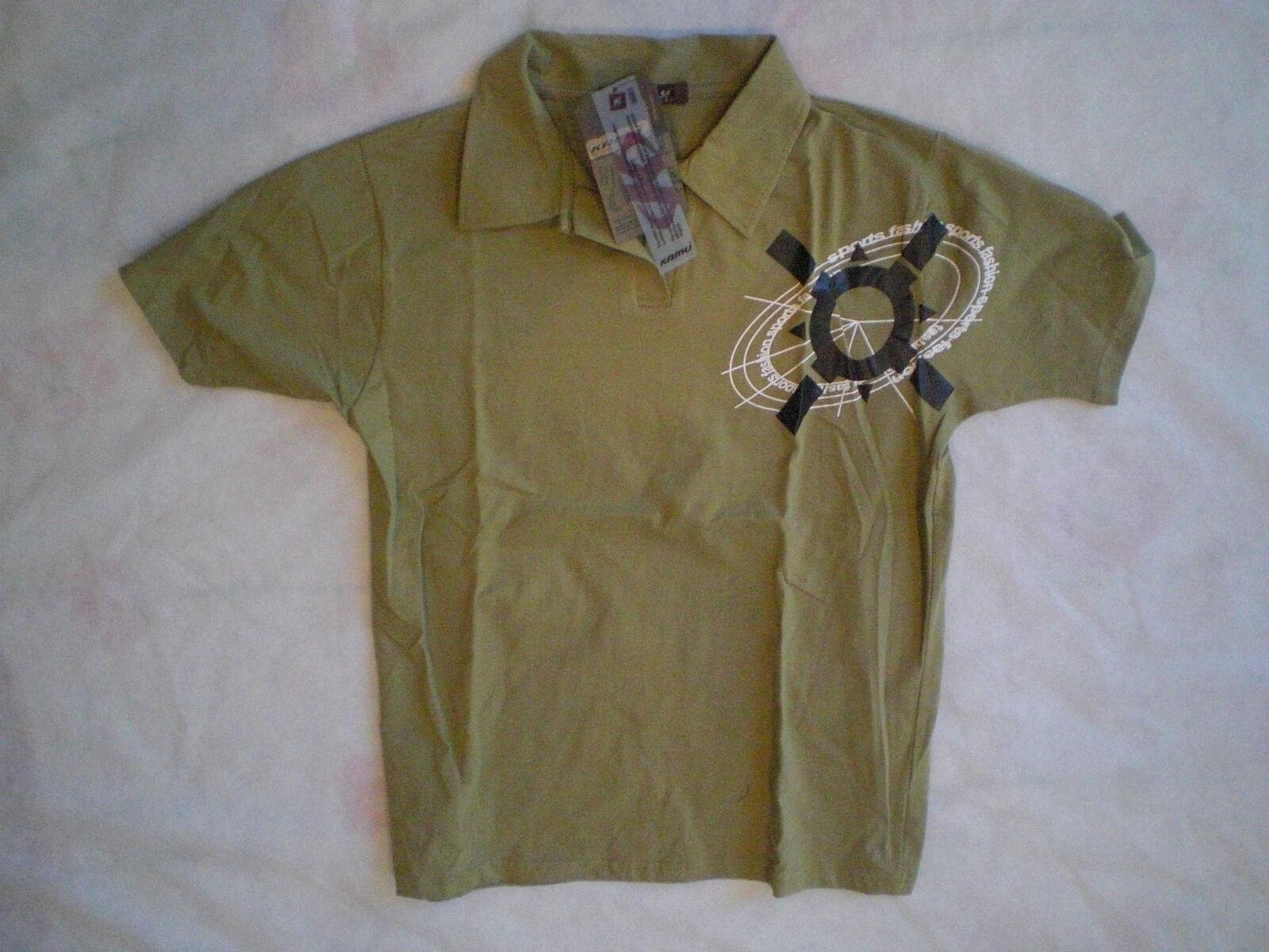 POLO shirt man Size XXL NEW man t-shirt confecciones caymaris REF. 1-17