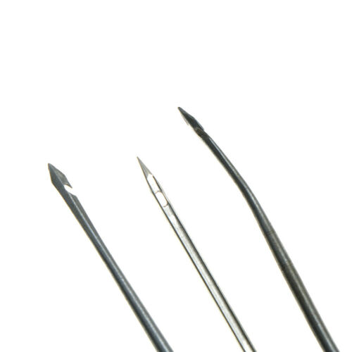 1set Sewing Needle Awls Leather craft Stitching Hole Punchings Shoe Repair Tools