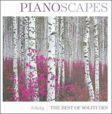 Various Artists Pianoscapes: The Best of Solitudes CD
