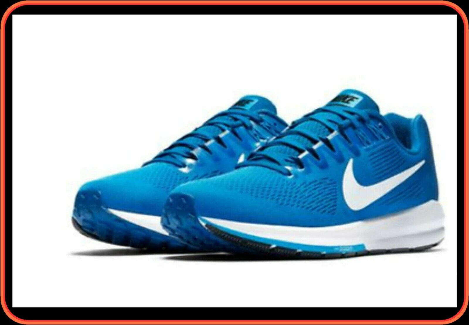 Nike Air Zoom Structure 21 Men's Running shoes - 904695 403 BNIB Size 8.5