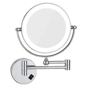 8 Quot Gurun 1x Amp 7x Magnifying Vanity Lighted Hotel Bathroom