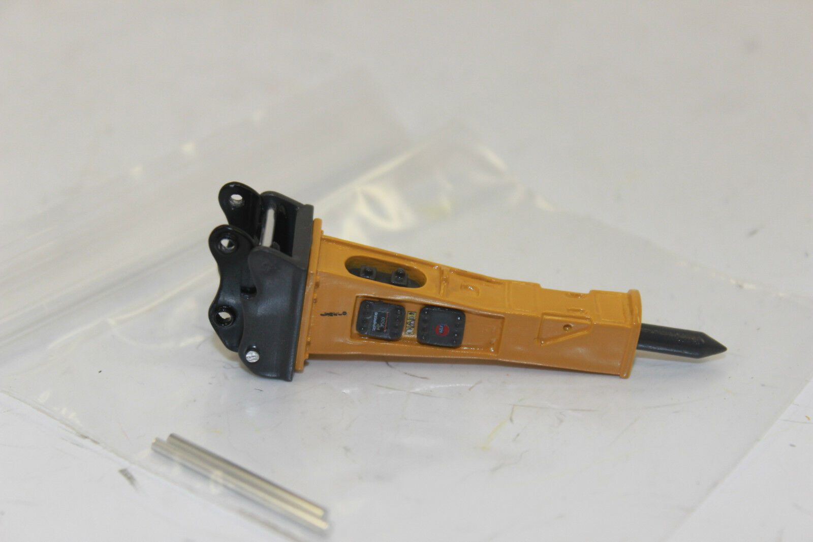 Gaz Evans gf-50 Indeco HP 3500 Hammer 1 50 con caricatore rapido NUOVO con OVP