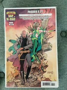 Age of X-Man Prisoner X #1 (2019) Pacheco Secret Variant Cover