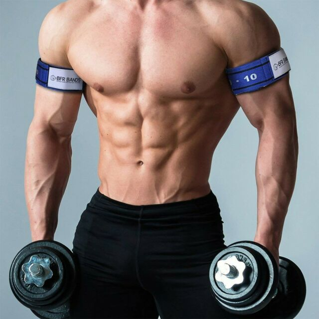Occlusion Training Bands 2 in Rigid Edition Blood Flow Restriction GIV Arms for sale online