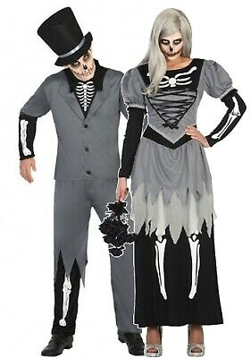 Couples Ladies AND Mens Highway Bandits Halloween Fancy Dress Costumes Outfits