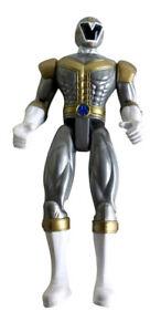 Power-Rangers-Rescue-Silver-amp-Gold-Power-Ranger-5-5-Inch-Figure-1999-Bandai