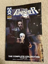 Punisher Max Complete Collection Vol. 1 (2016, Trade Paperback)