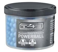 100 Stück T4E Powerballs Rubberballs cal43 blau
