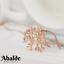 Collar-y-Colgante-Joya-Mujer-Arbol-De-La-Vida-Accesorio-Moda-Regalo-ideal-Novia miniatura 8