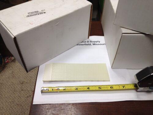 3M 819 65322968 *** Pad of 25 *** Bi-Directional Filament Tape Sheets