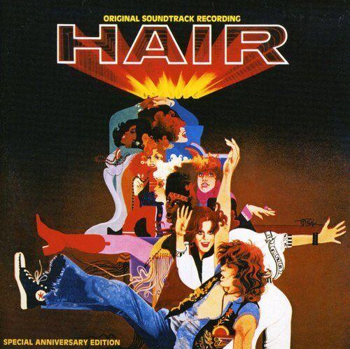 1 of 1 - Various Artists - Hair-20th Anniversary Ed (Original Soundtrack) [New CD] German